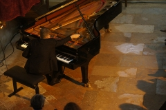 Concert de M Jean-François Zygel à Nohant Vic