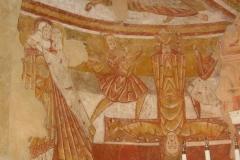 La visitation et Saint Pierre crucifié