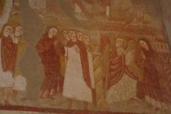 Les reproches de Joseph et L'annonciation