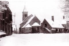 église neige 1952 (mimi Appert)
