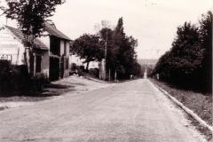 Route de Châteauroux av guerre