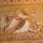 Le baiser de Judas fresques de nohant vic