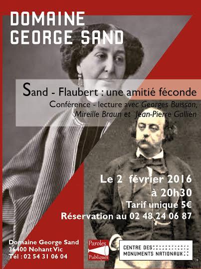Sand Flaubert