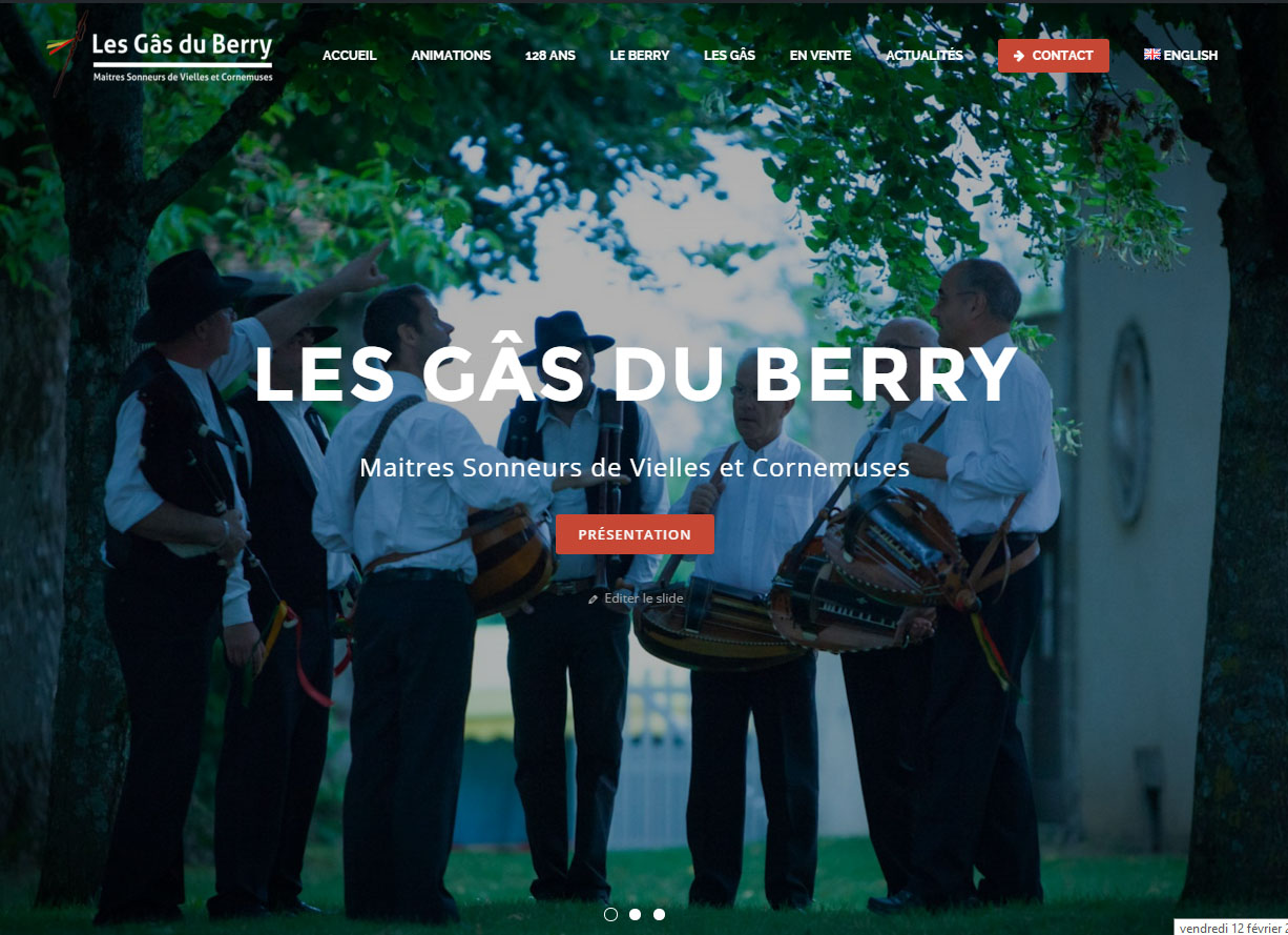 Gas du Berry