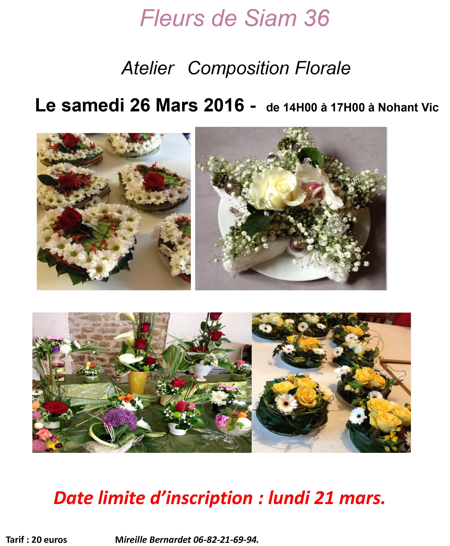 Fleurs de Siam 36 compostion florale26 MARS