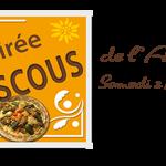 soiree couscous Nohant Vic