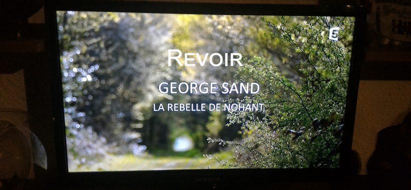 George Sand rebelle de Nohant