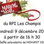 marche noel rpi champi Nohant Vic