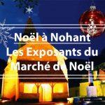 Noel à Nohant les exposants