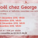 affiche noel george sand