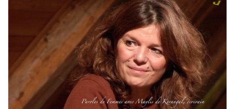 Paroles-de-Femmes-à-Nohant-avec-Maylis-de-Kerangal
