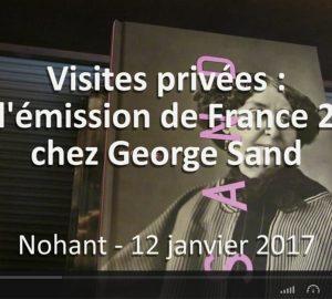 Visites privées à Nohant