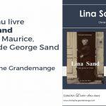 Lina Sand par Christophe Grandemange