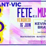 Fete de la Musique à Nohant-Vic