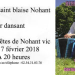 saint blaise 2018 Nohant-vic