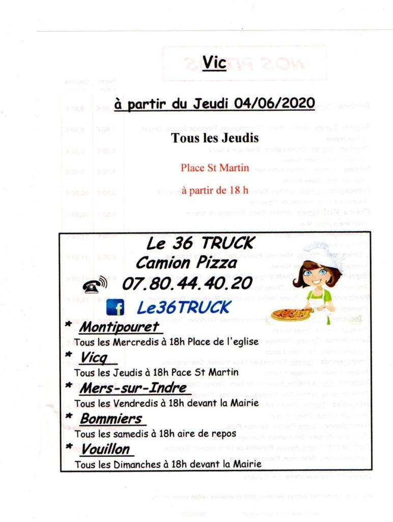 Le .36 truck à Nohant Vic